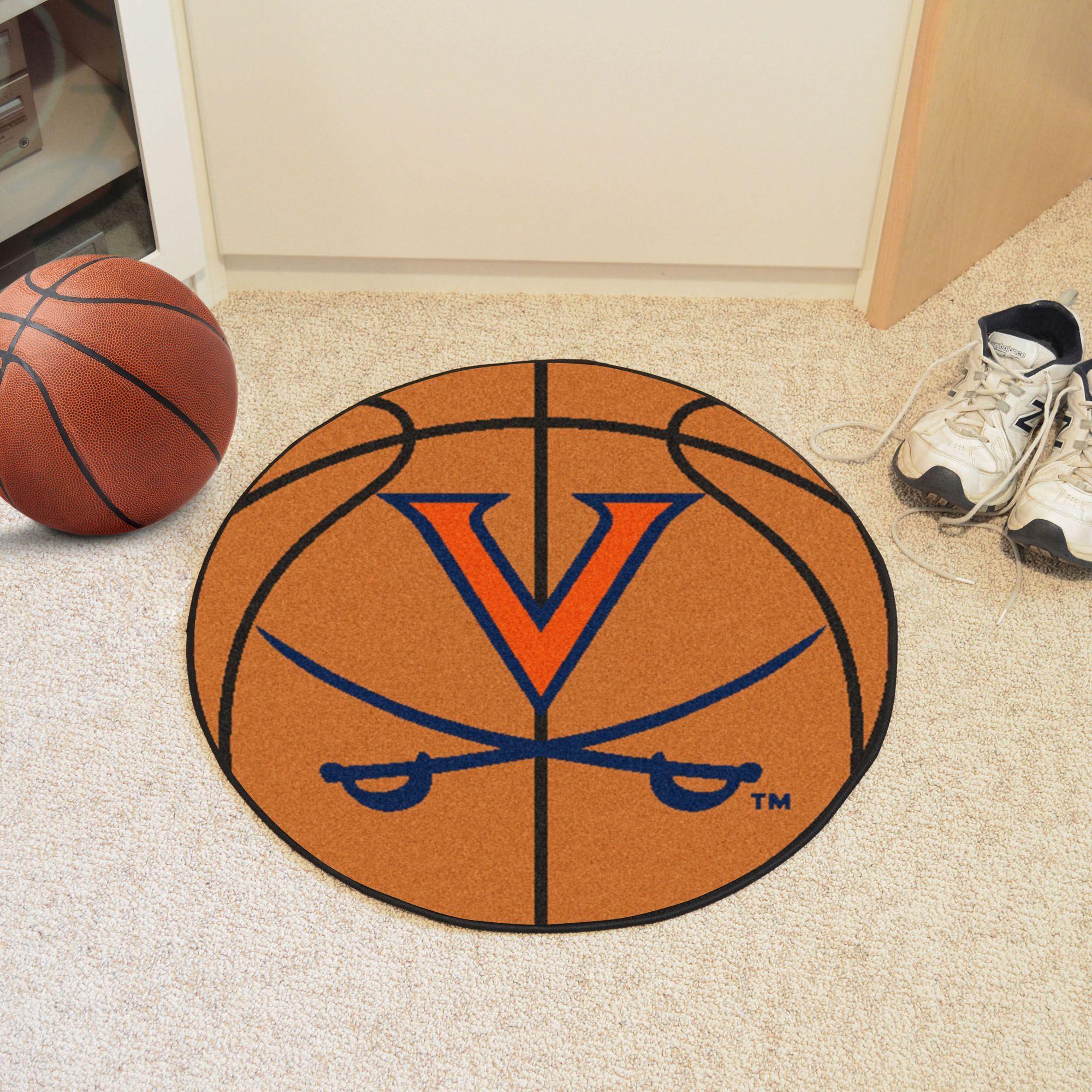 Fan Mats University of Virginia Heavy Duty Door Mat