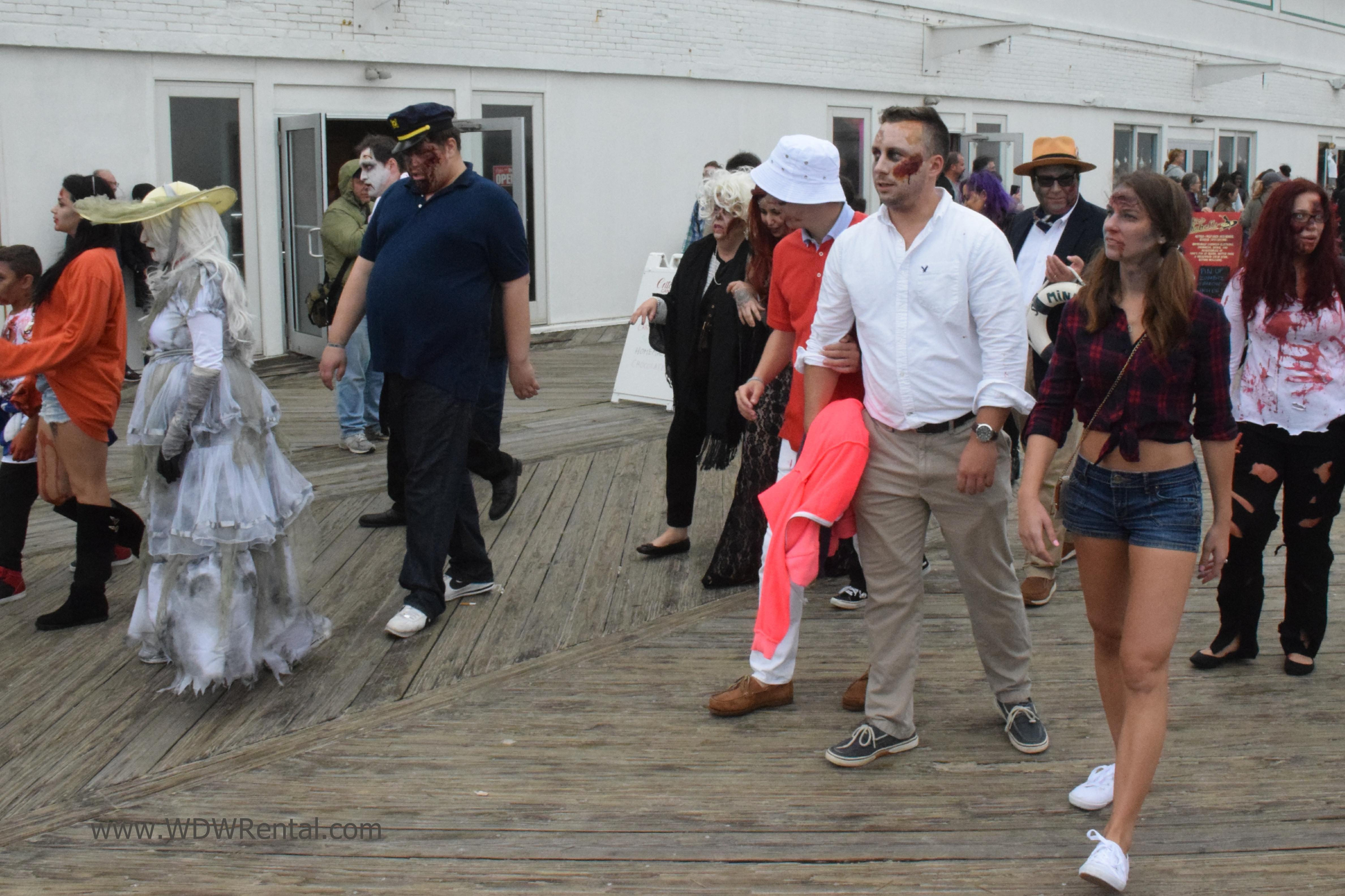 Gilligans Island Zombies - Zombie Skipper - Zombie Gilligan ...