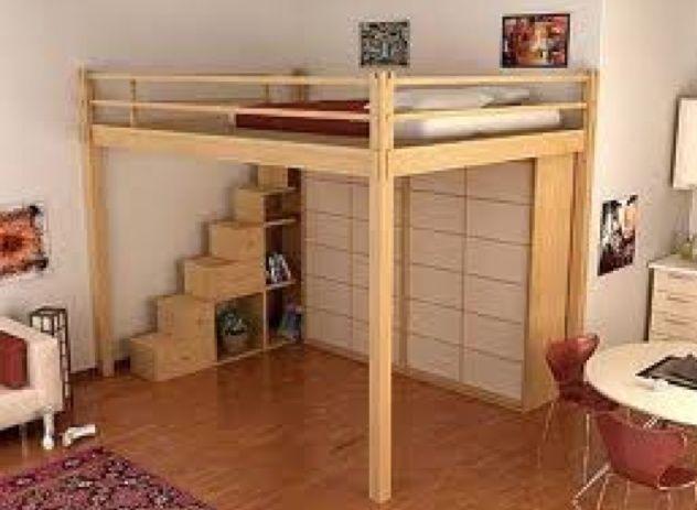 5 idées astucieuses pour un logement étudiant | Cuartos | Doubles ...