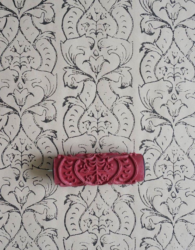 Rodillos Decorativos Rodillo Con Texturas Para Pintar Y