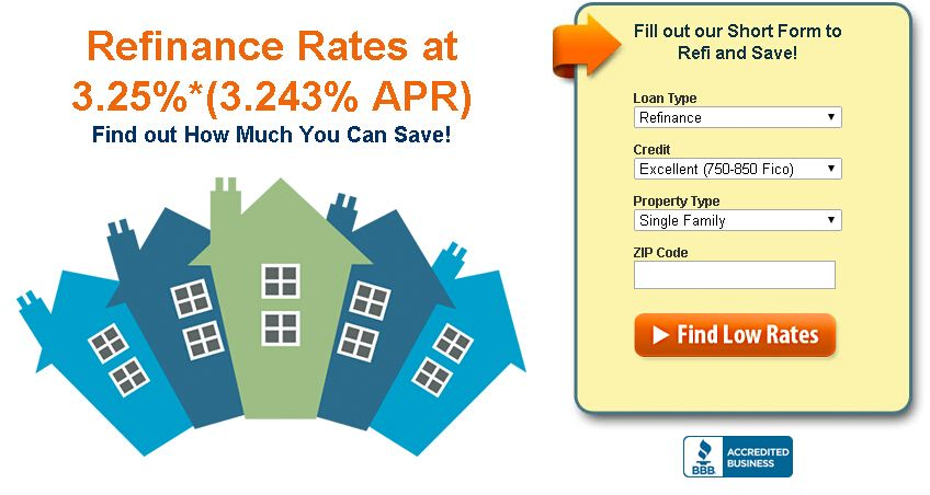 Want To Refinance With A Great Rate And Lower Your Mortgage