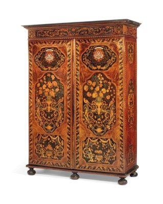 armoire d epoque louis xiv armoire