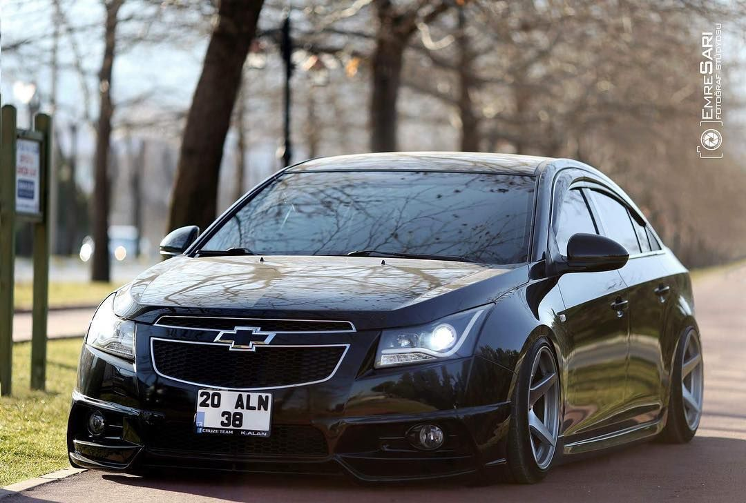 Slammed Chevy Cruze My Heartbeat Of America
