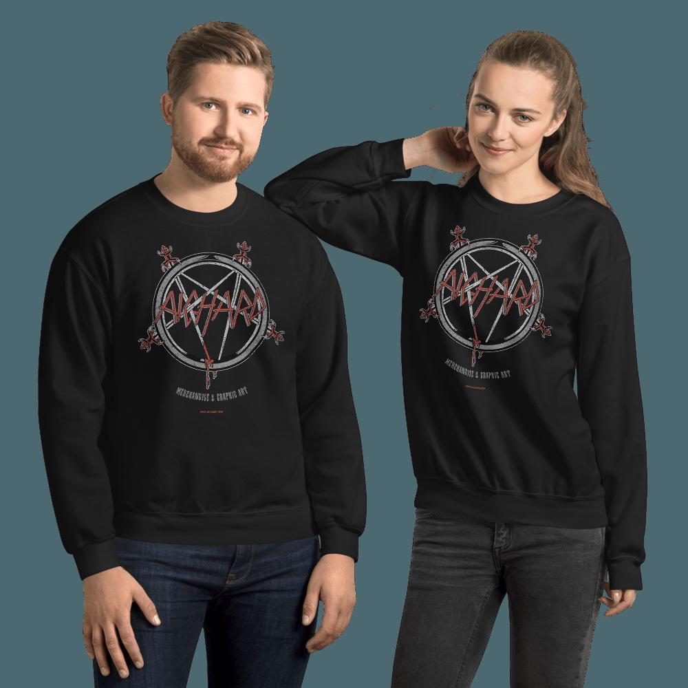 Slayghardtanic | Unisex Sweatshirt - Black / XL