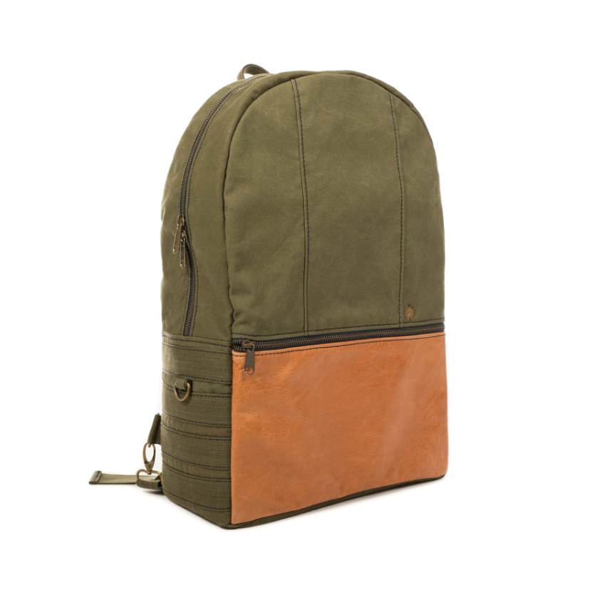 The Backpack - Green