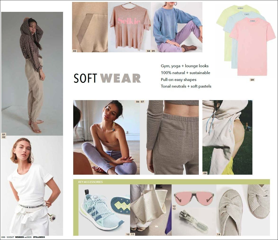 Black Girl Fashion Trends: Appletizer - Scout Women Color & Trend S/S 2020