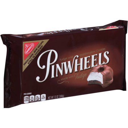 Nabisco Pinwheels Cookies 12 oz | Pinwheel cookies, Fudge ...