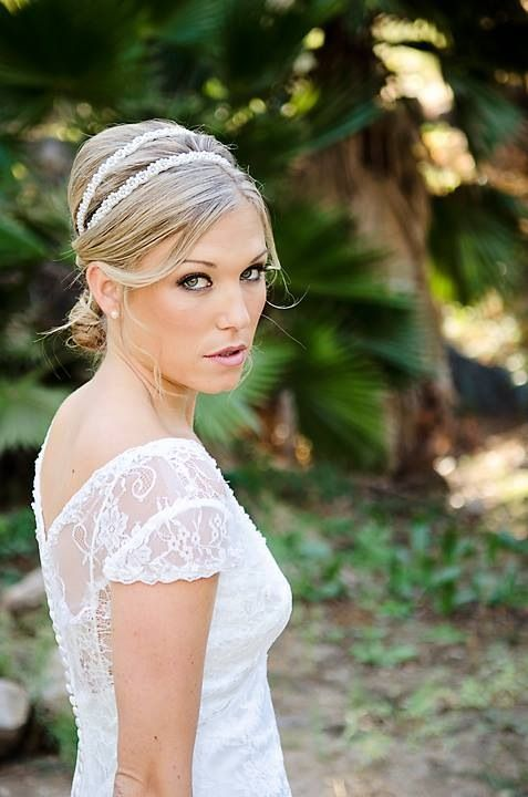 wedding hair and makeup both done by glam dolls san diego
