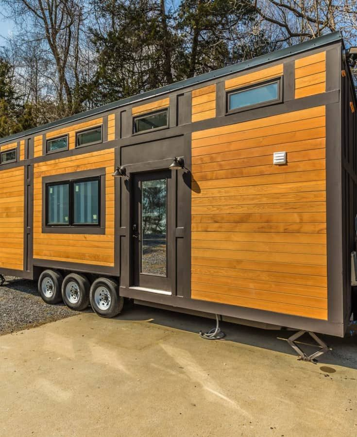 Sugarloaf 30 Two Loft Tiny House For Rent In