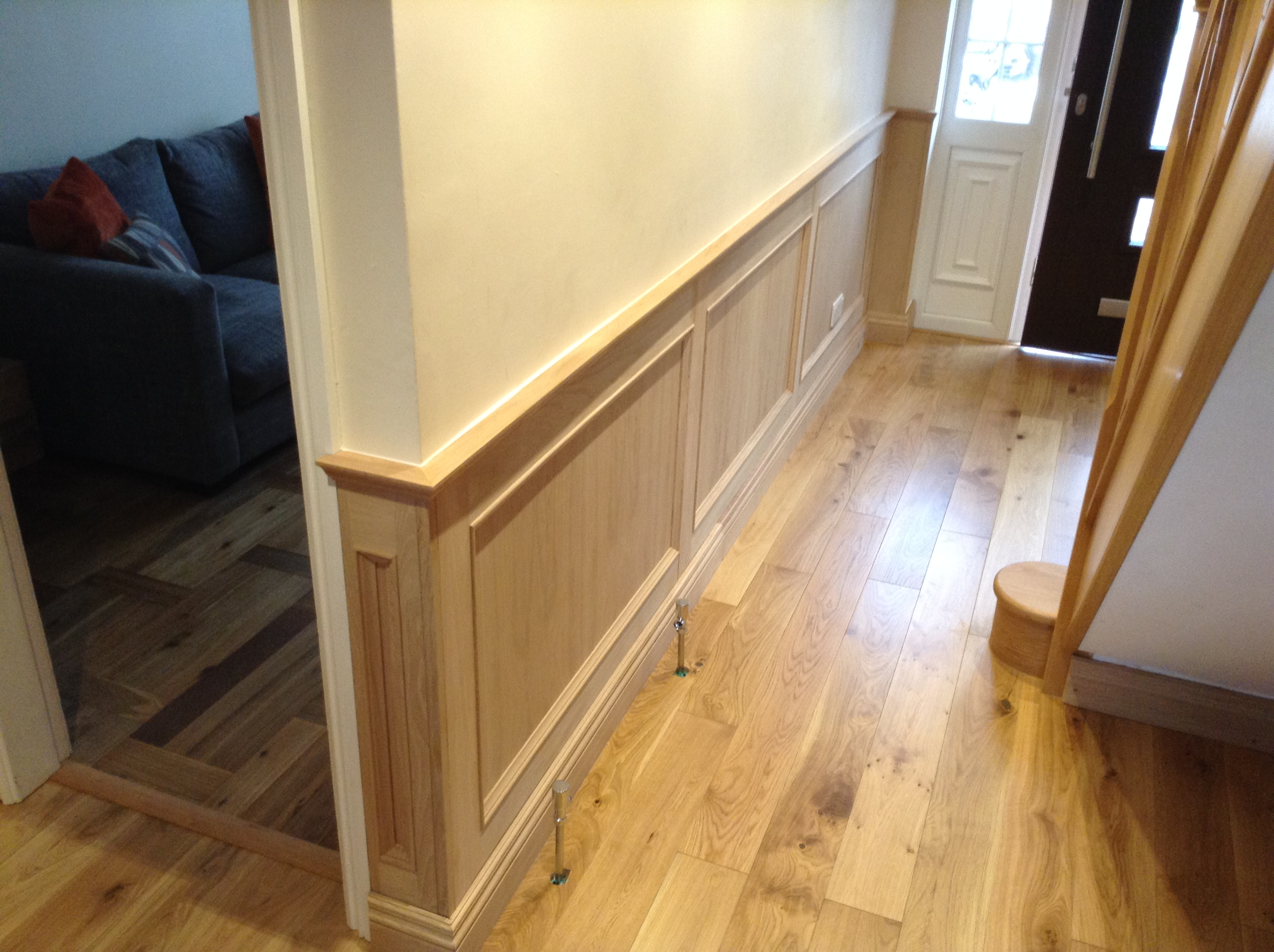 Entrance Hall Ideas Wood Wall Panelling Ideas Wooden Wall