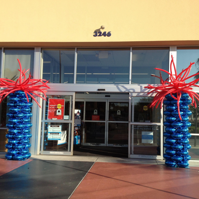 Petco comes to Wally World  Er, we mean Orlando! #balloons