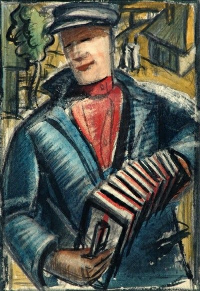 Musician 1920s