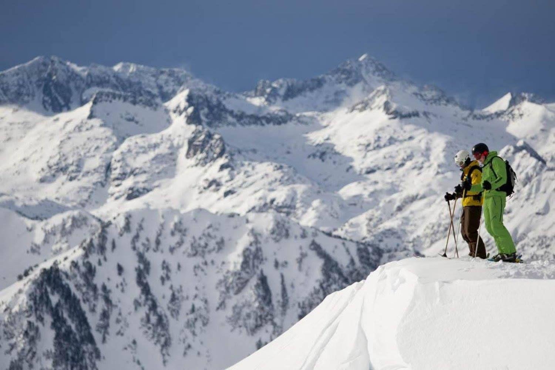 En El Valle De Arán Baqueira Beret Ya Piensa En El Invierno 2016 17 Estaciones De Esqui Esquí Estacionamiento