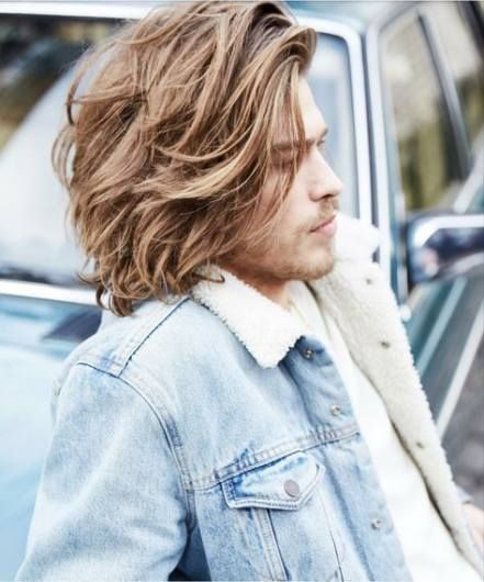 49+ New Ideas Hairstyles Long Mens