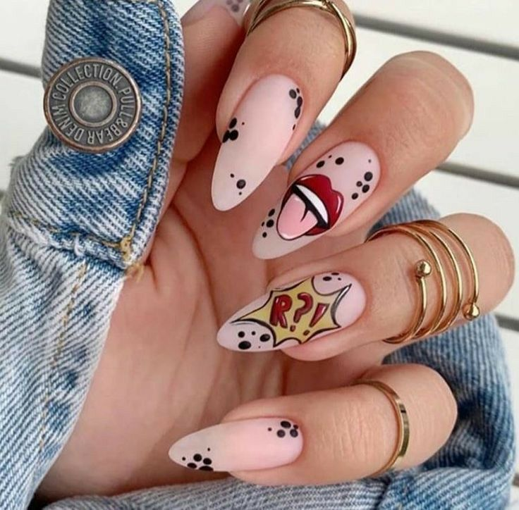 35+ Summer Acrylic Nails To Inspire You This Year