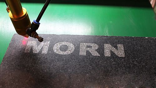 Stone Sample Made By Morn Co2 Laser Engraving Machine Jinan Technology Co Ltd Email Design09 Morntech Co Laser Engraving Machine Laser Engraving Co2 Laser