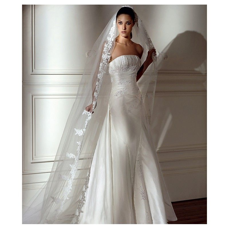Western Wedding Gown