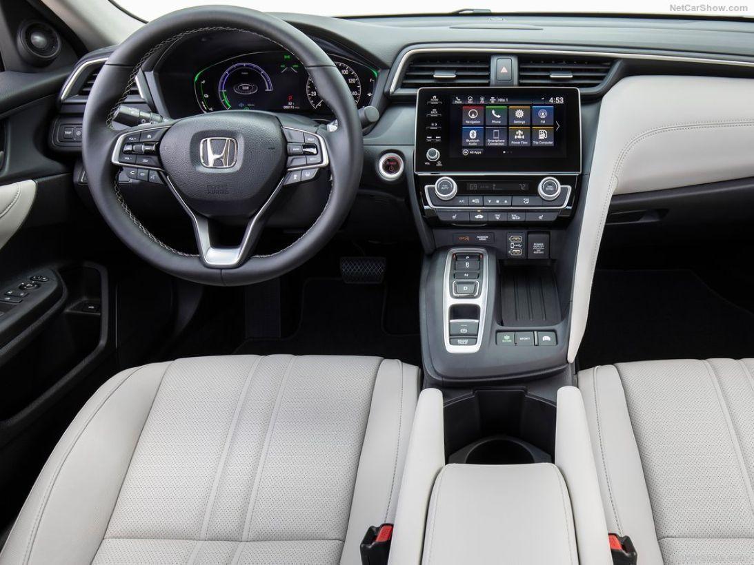 2019 Honda Insight Preview Exterior And Interior Design Di 2020