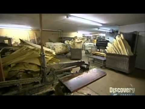 Dirty Jobs S03E16 Leather Tanner WS DSR XviD OMiCRON - YouTube