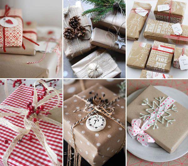 Dieci idee per confezioni regalo | Idee per confezioni, Confezioni
