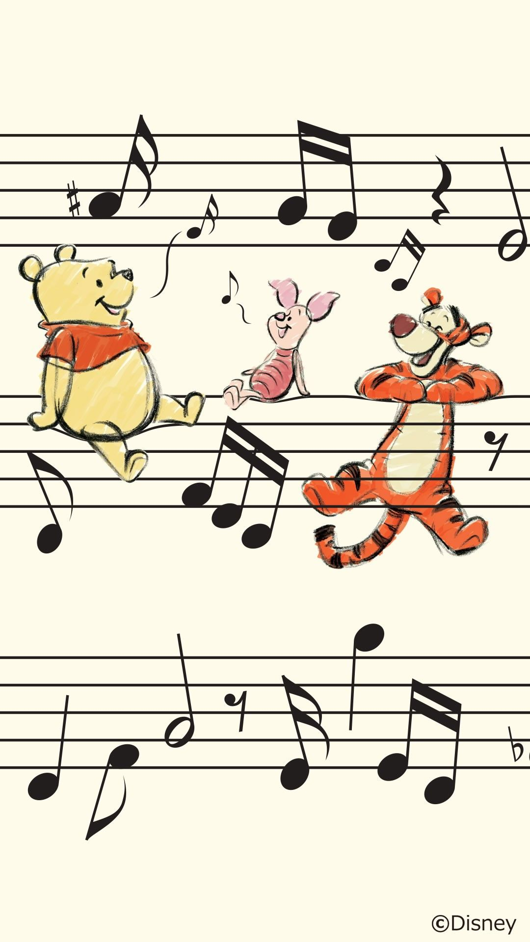 Pin By Holly Rice On Kabegami In Cute Winnie The Pooh Winnie The Pooh Drawing Winnie The Pooh Background