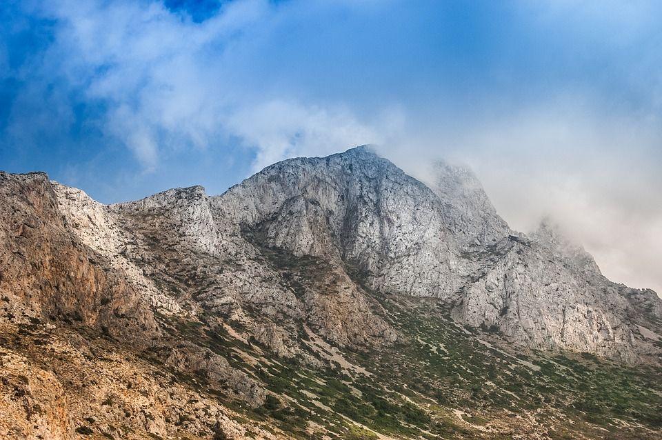 Kreta to świetne miejsce do canyoningu i wspinaczki