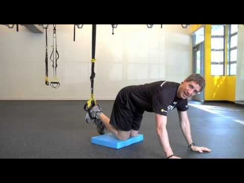 TRX 懸吊訓練繩之棒式(Plank)強度 | 山姆伯伯工作坊