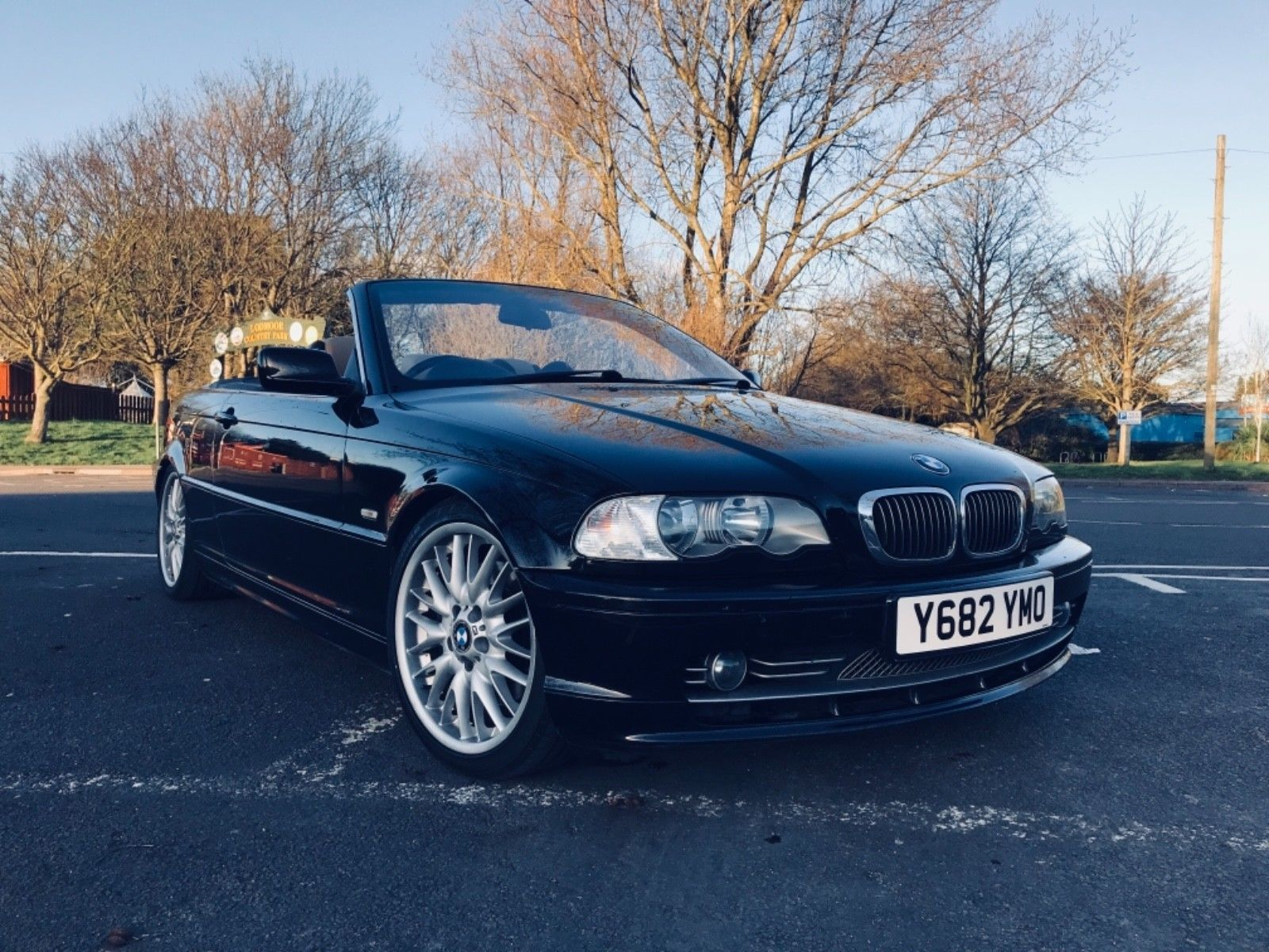 2001 Bmw 330ci Convertible Lowered Harmon Kardon E46 2 450 00 End Date Tuesday Mar 20 2018 18 34 35 Gmt Add To Watch List