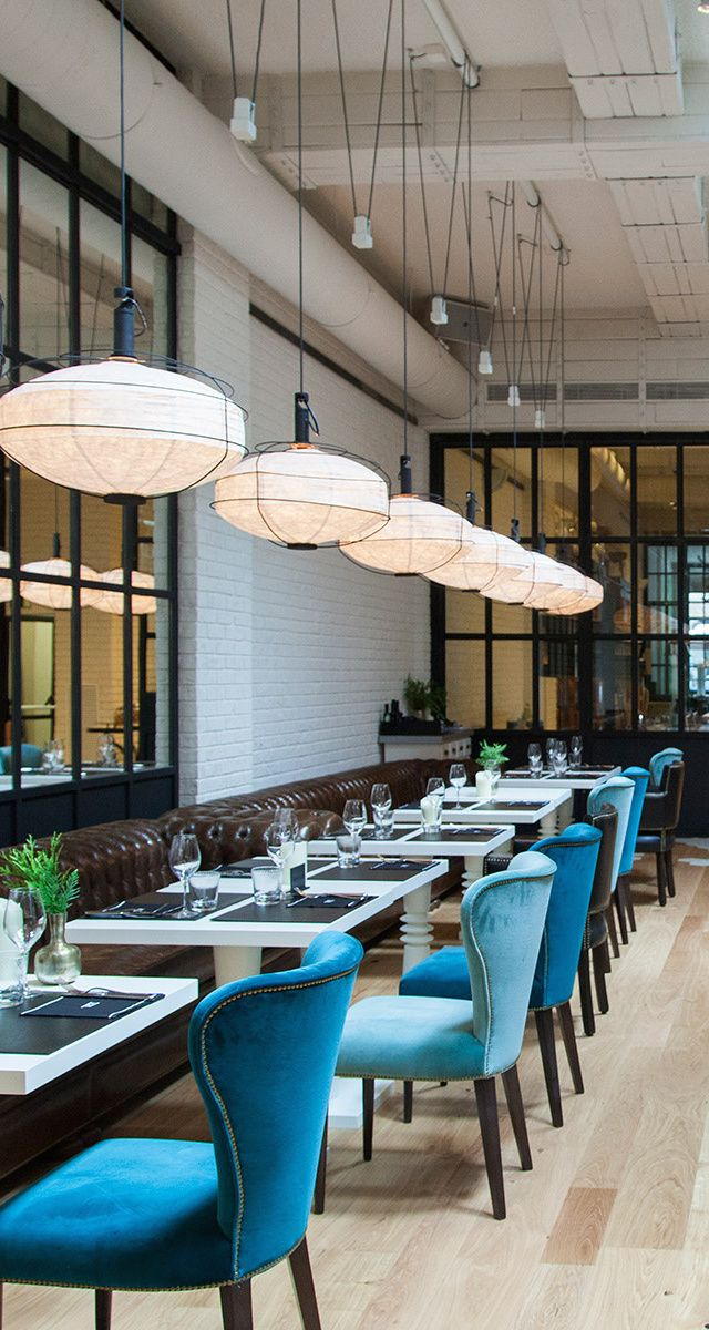 Best design inspiration by l zaro rosa viol n restaurant for Hotel decor inspiration