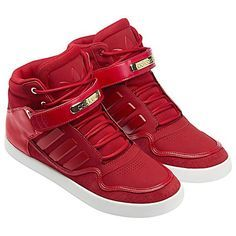adidas originals red shoes