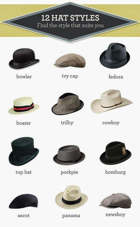 STYLE STAPLES  Felt hats  8845efb60f3