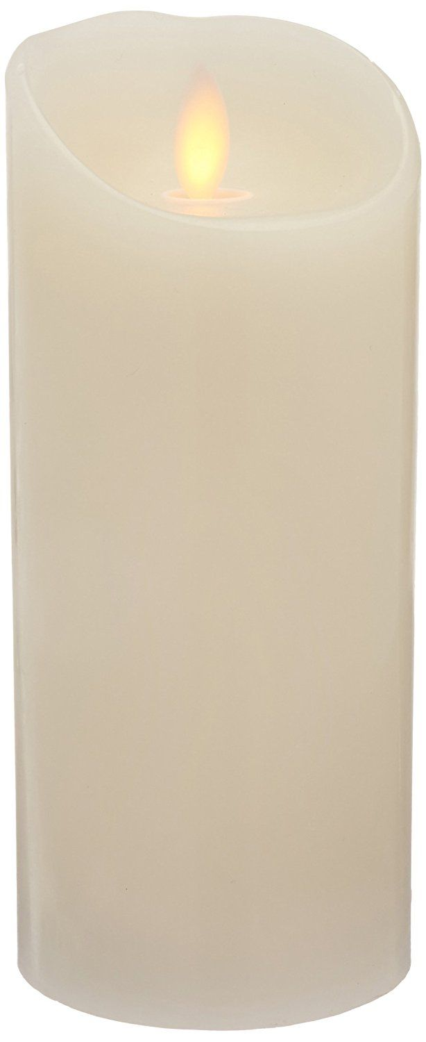Inglow IGFT88207CR00 iFlicker Flameless Candle, Cream, 3-inch by 7-Inch >>> To view further, visit now : Patio plants