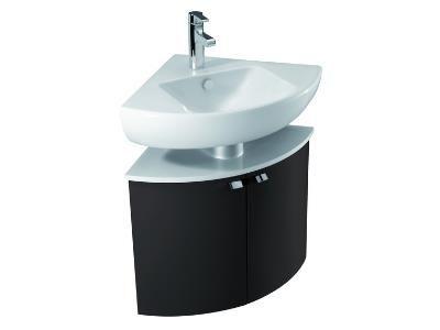 ODÉON UP - Meuble du0027angle sous lavabo du0027angle SALLE DE BAIN