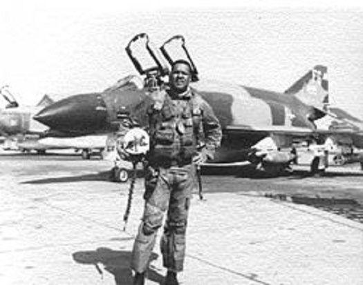 "Black ThenDaniel ""Chappie"" James: Trained Pilots for the All-Black 99th Pursuit Squadron | Black Then"