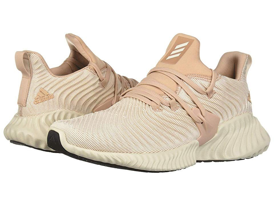 ec6541c40 adidas Kids Alphabounce Instinct (Big Kid) Kids Shoes Ash Pearl Chalk White Clear  Brown