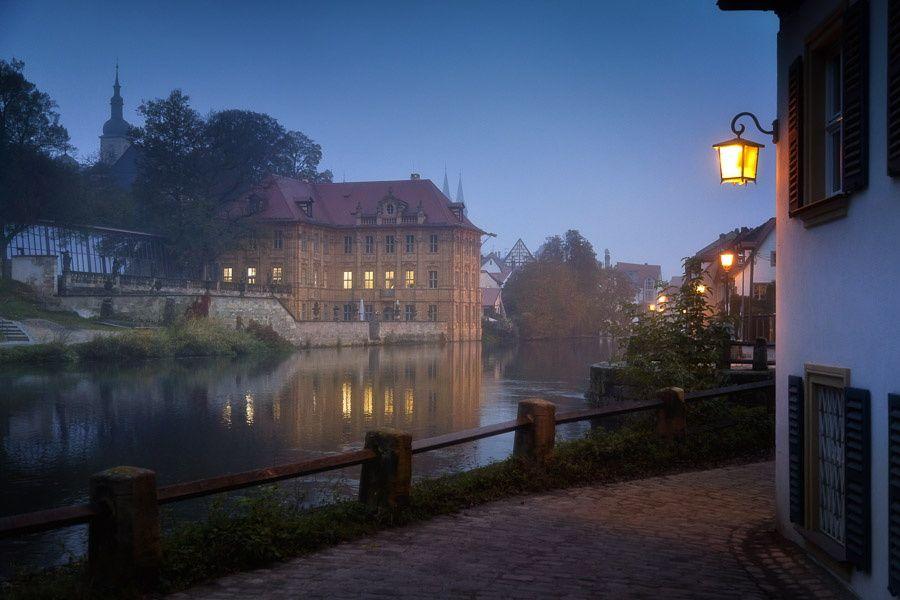Bamberg Villa Concordia Bavaria Germany Photo By