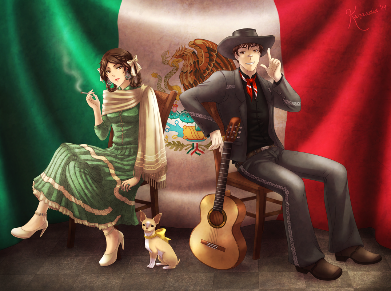 +Golden Age of Mexican cinema+ by kuraudia on deviantART