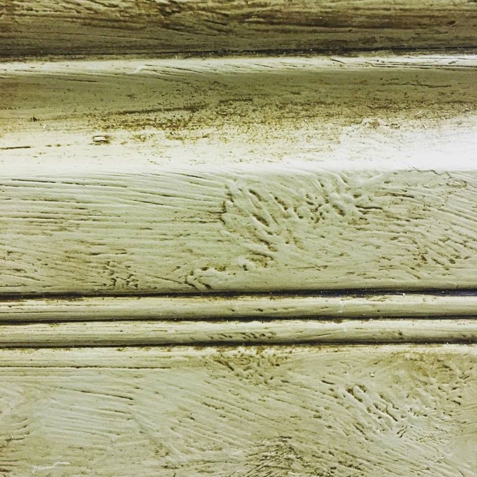 How to Create beautiful texture with Chalk Paint by Annie Sloan by