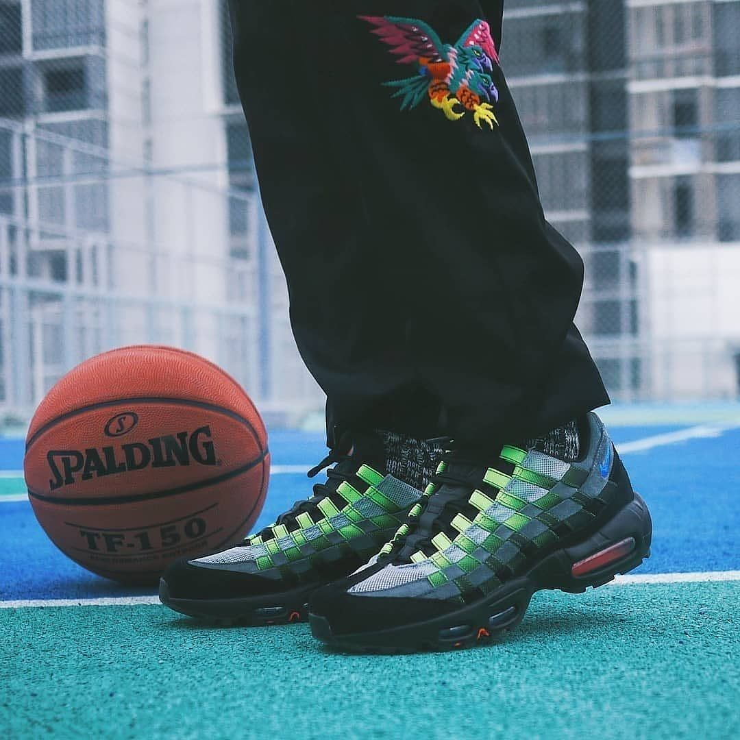 NIKE AIR MAX 95 WOVEN Only released