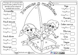 Resultado De Imagen Para Fichas De Trabajo Sobre Lectura Y Escritura De Numeros Naturales Los Numeros En Espanol Escritura De Numeros Fichas