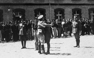 Spain - 1936-39. - GC - Requetés. De las trincheras al olvido