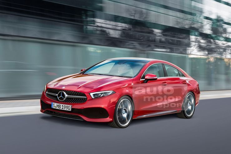 Every new Mercedes models until 2021 detailed. In the ...