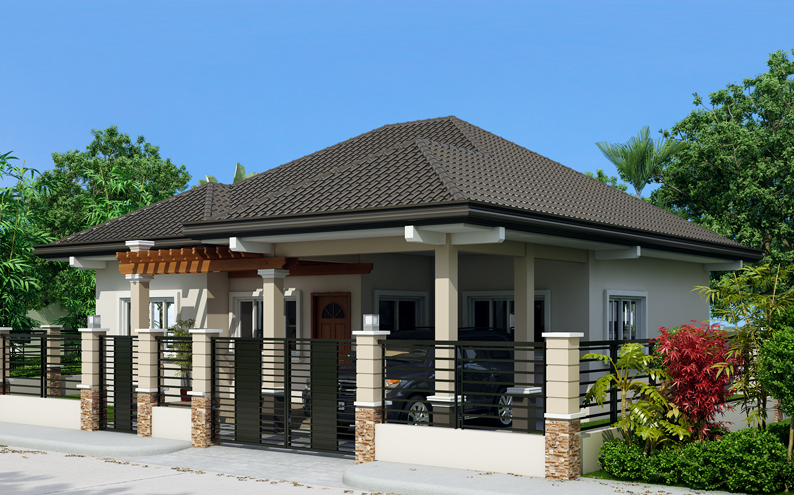 New House Designs 2016 inspriational double storey residential house | home design