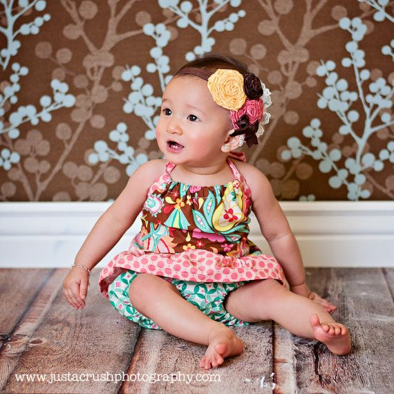 Pillowcase Romper Pattern, Girls Romper Pattern, Baby Romper Pattern ...
