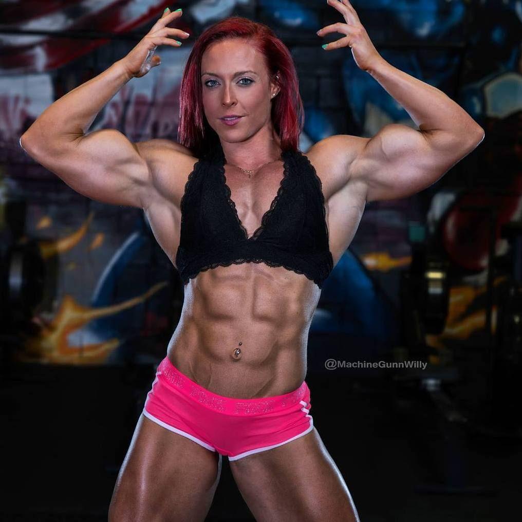Bodybuilding girl Bodybuilder