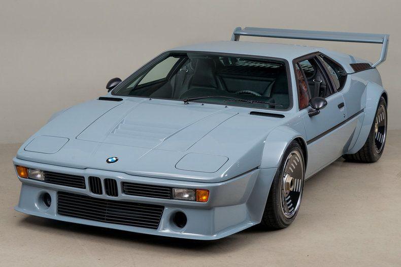 1979 Bmw M1 Bmw M1 Bmw Classic Cars Bmw