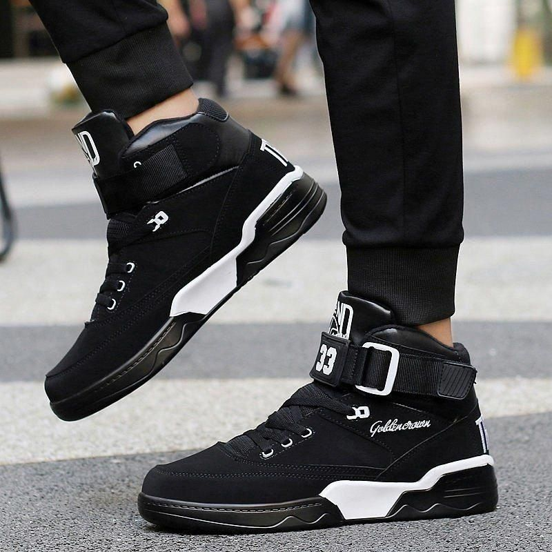 Brand Flyknit High Top Sneakers Men Basketball Shoes Retro 6