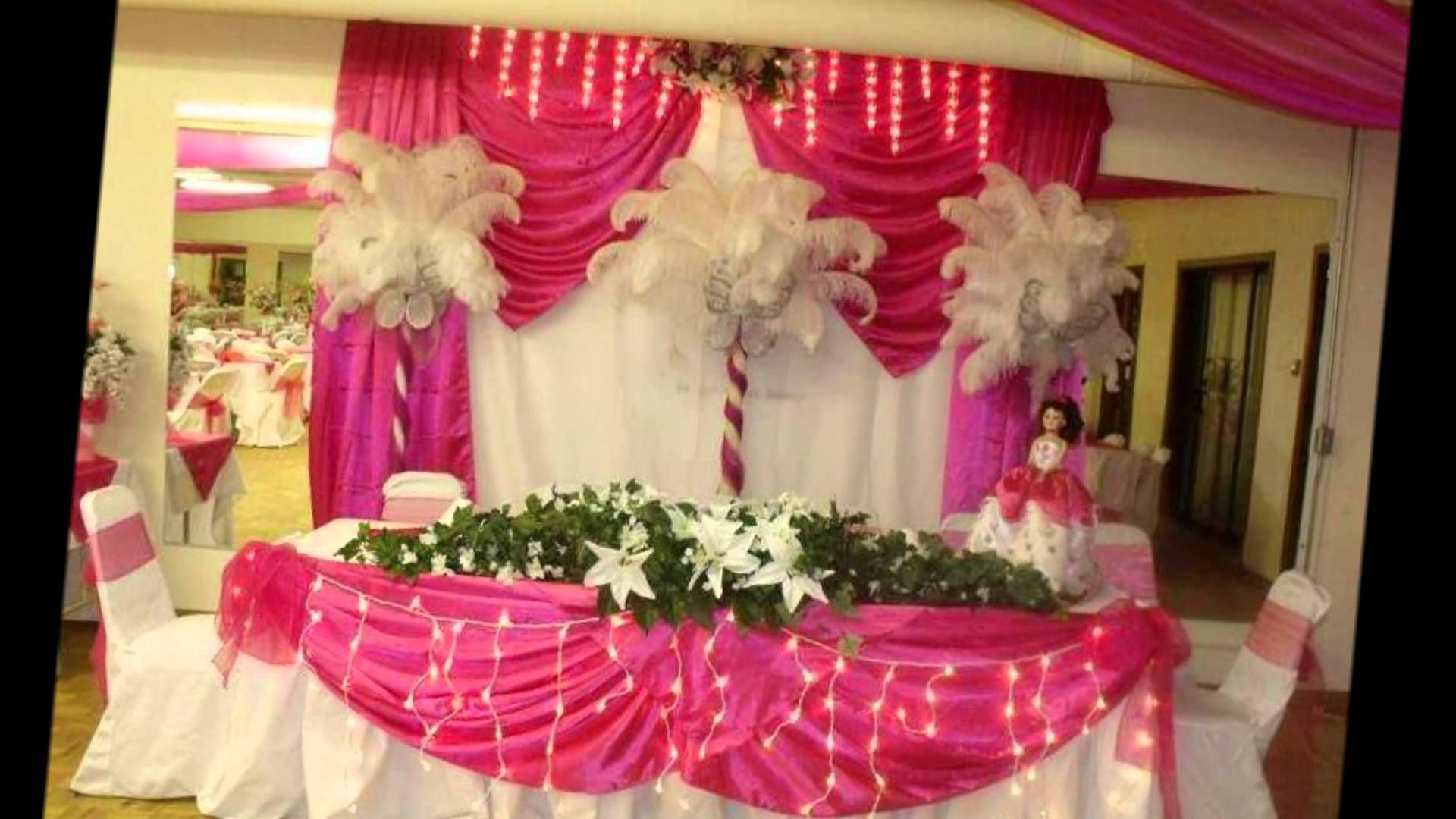 Faos events decoranos salones e iglesias contamos con for Sillas para quinceaneras