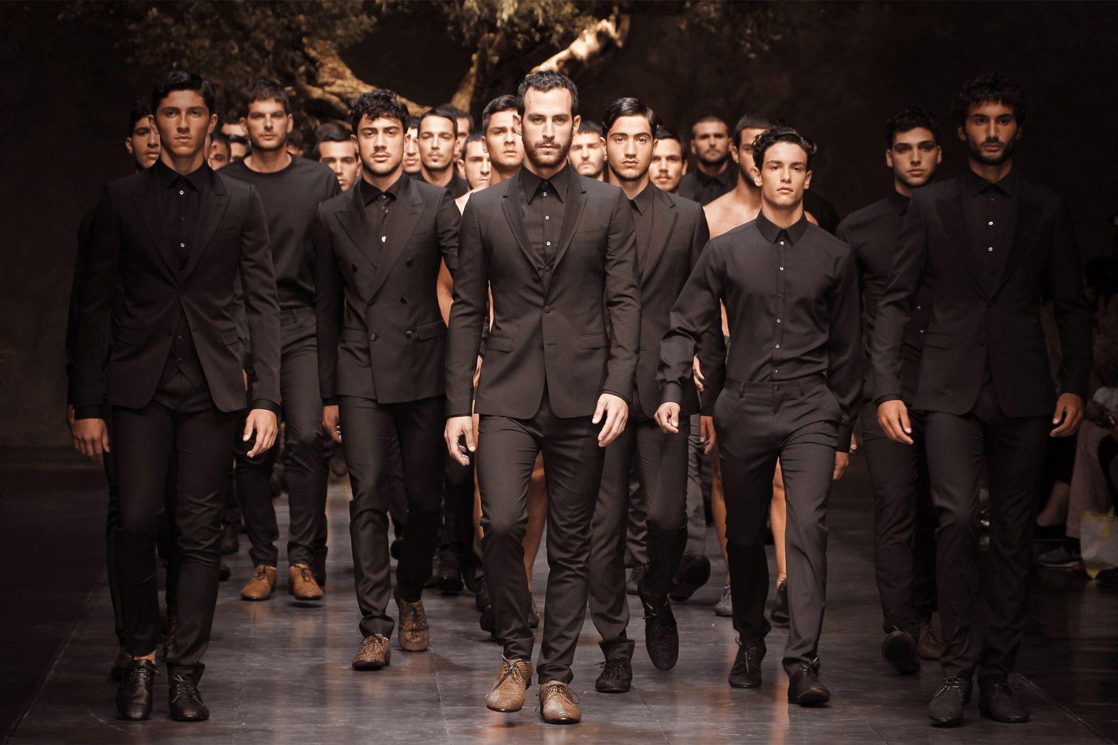 Dolce & Gabbana Sfilata Uomo – Video e Foto Estate 2014