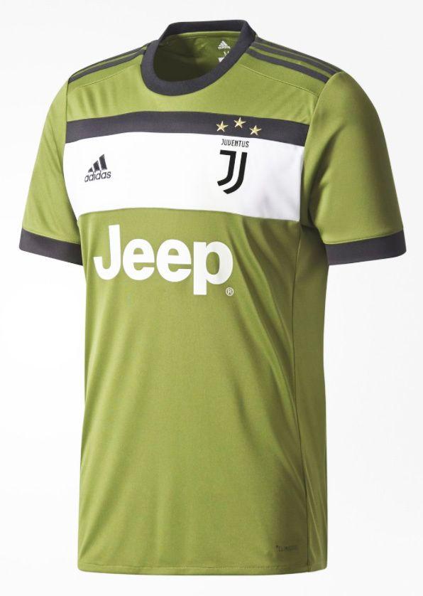 nova camisa 3 da Juventus 2017 18 a037c1b44a1d0
